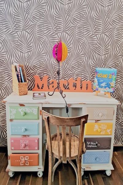 redecorar muebles usados
